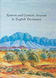 cover of Eastern/Central Arrernte Dictionary